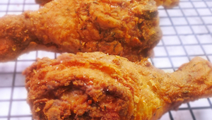 Vi kender opskriften på paneret kylling, lige som i de populære fastfood restaur