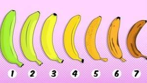 Hvilken banan ville I vælge? Svaret kan have indflydelse på jeres helbredstilsta