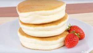 Opskriften på disse japanske pandekager har taget Internettet med storm. Hvis du