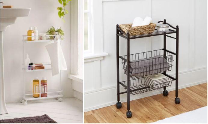 opbevaring badeværelse 12 latterligt gode ideer til opbevaring af ting i badeværelset  opbevaring badeværelse
