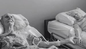 De Var Gift I 62 År, Og Døde På Samme Måde. Men Hans Sidste Ord Gav Mig Tårer I