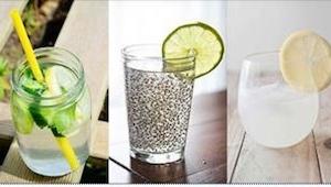 6 opskrifter på en læskedrik, som både giver energi, og... sætter hastigheden af