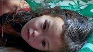 Alle i landsbyen troede, at den lille pige var forsvundet i skoven. Efter 11 dag