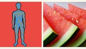 Se bare hvad der sker hvis du spiser vandmelon hver dag. Fantastisk!