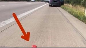Bilen nægtede pludselig at køre længere, men chaufføren havde ikke nogen advarse