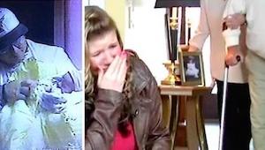 Moren smed hende ud på lossepladsen i en pose der var bundet sammen med 2 knuder