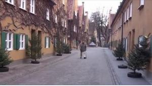 I denne tyske by er den årlige husleje for en lejlighed ... 0.80 euro! Beboerne