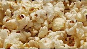 Jeg troede ikke, at der var SÅDAN NOGLE fordele ved at spise popcorn.