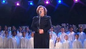 Ingen troede på hendes talent, men så se nu ... Susan Boyle er en kæmpestjerne!
