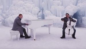 De spillede Vivaldis Vinter og Let it go fra Walt Disney filmen Frost. Resultate