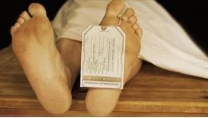 Da forældrene identificerede deres afdøde søn i lighuset fik de et chok! Det hav