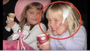 Denne pige døde som 6-årig. 3 dage efter hendes død, fandt hendes fortvivlede mo