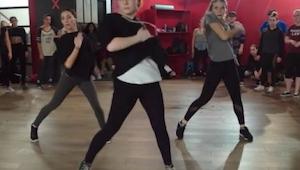 Denne dans er et hit på internettet, og vi er ikke overraskede!