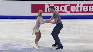 Da de kom ud på isen, var der ingen der forventede så mange følelser!