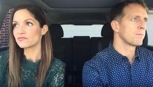 Hvad parret gjorde i bilen var show of the year