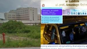 Skandale på et polsk hospital. Hospitalspersonalet bad moren til en døende dreng