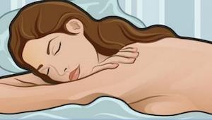 Find ud af, hvorfor det er værd altid at sove nøgen, selv om vinteren.