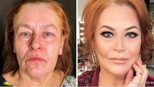 Det er ikke Photoshop – det er makeup! Se de 9 mest spektakulære forvandlinger.