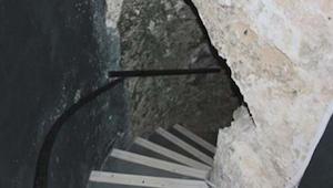 I 1835 opdagede en landmand en tunnel under jorden – det, han så dernede, vakte