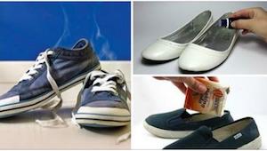 Hvordan man får et par sko til altid at dufte nye og… Intet andet? 6 tips der vi
