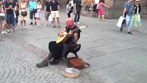 Da han begyndte at synge, kunne ingen tro at disse lyde kom ud af hans mund!