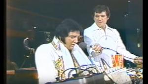 Elvis sidste live optræden vil få tårerne frem hos de fleste…