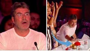 Simon Cowell blev overrasket da han hørte hvilken sang hun havde valgt og et par