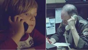 Drengen ringede til politiet for at lede efter sin mor, som befinder sig i himle