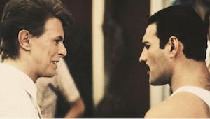 Freddie Mercury og David Bowie a capella! Gå ikke glip af det her!