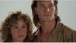 Hvis du elsker filmen Dirty Dancing, skal du se optagelsen, som ikke var gjort t