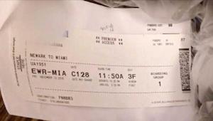 Smider du dit boarding card ud efter flyvningen? Efter at have læst denne artike