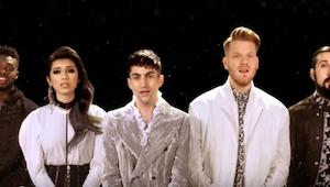 Et Elvisa Presleya hit udført af Pentatonix vil give dig gåsehud