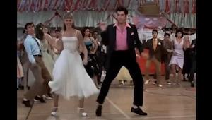 Den person, som har samlet disse populære dansescener fra kultfilm, fortjener en