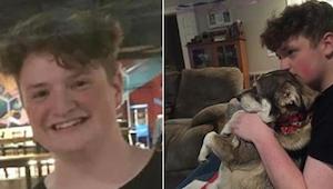 Teenageren døde, efter at have drukket en populær drik. Nu advarer hans far alle