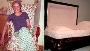Sønen ignorerede sin mor. På dagen for hendes begravelse forstod han noget forfæ