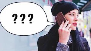 Hvis nogen stiller dig dette spørgsmål over telefonen – så afbryd forbindelsen m