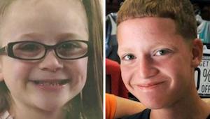 Manden kidnappede en 5-årige pige. Men hvad han hørte 15 minutter senere fik ham