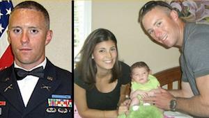 Hendes mand blev dræbt i Afghanistan. Da hun åbnede hans computer, fandt hun en
