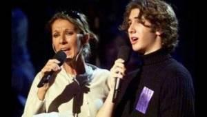 Som kun 17 år gammel erstattede han Andrea Bocelli på scenen. Celine Dion kunne