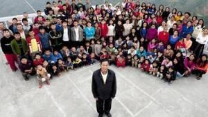 Sektens grundlægger har 39 hustruer og 94 børn! Han leder efter en ny ægtefælle.