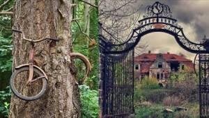 Usædvanlige billeder af forladte steder - sådan klarer naturen de, som ingen vil