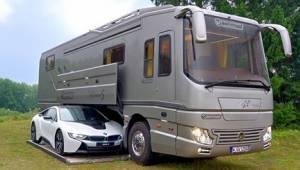 Denne autocamper er en drøm for alle, der elsker at rejse, men desværre har få r