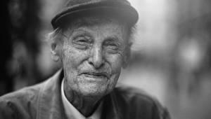 96-årig mand give sine råd med på vejen til et lang liv. Her er 7 ting, du bør s