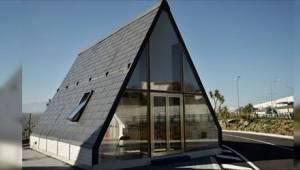 Opførelsen af dette smukke hus tager kun 6 timer og koster 27 tusind euro.