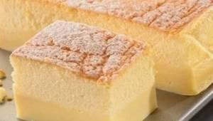 Fremstil en kagemasse, og den vil selv dele sig under bagningen! Lær hemmelighed