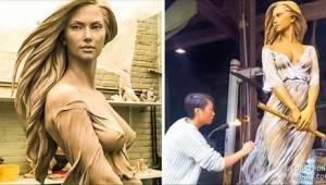 18 af de smukkeste skulpturer i verden. Især nummer 10 er imponerende!
