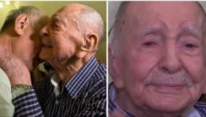Den 102-årige, der overlevede Holocausten, mødte sin familie. Hele hans liv troe