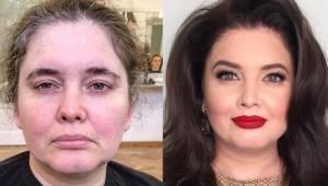 20 eksempler på kvinder, der, takket være usædvanlige ændringer, genvandt deres