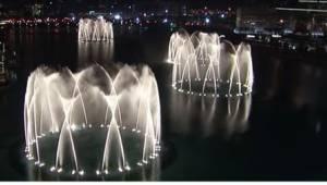 Dette multimedie-springvand fra Dubai hører til de mest imponerende i verden. Se