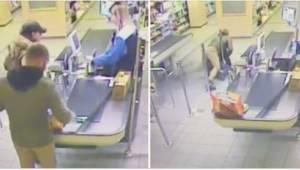 En atypisk situation i supermarkedet viser, at vi aldrig nogen sinde ved, hvem d
